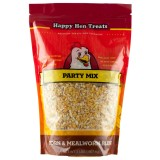 Happy Hen Party Mix Corn & Mealworm Blend