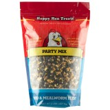 Happy Hen Party Mix Seed & Mealworm Blend