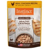 Instinct® Healthy Cravings™ Chicken Recipe for Cats