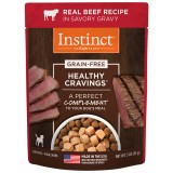 Instinct® Healthy Cravings™ Beef Recipe for Dogs
