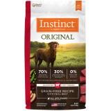 Nature's Variety® Instinct® Original Beef Dog Food