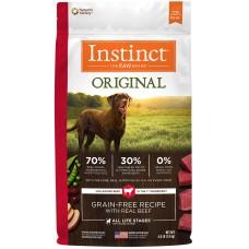 Instinct® Original Beef Dog Food