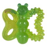 JW Pet® Play Place Butterfly Teether Dog Toy