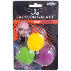 Jackson Galaxy™ Cat Dice 3pk Cat Toy