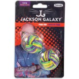Jackson Galaxy™ Puma Paw 2pk Cat Toy