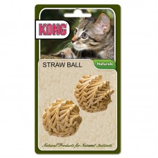KONG® Straw Ball Cat Toy
