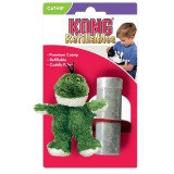 KONG® Refillable Frog Cat Toy