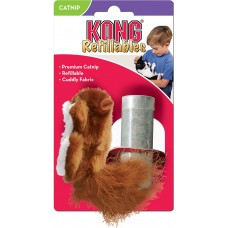 KONG® Refillable Squirrel Cat Toy