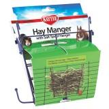 Kaytee® Hay Manger Feeder w/ Salt Hanger