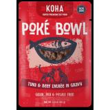 Koha™ Poké Bowl Tuna & Beef Entree in Gravy Cat Food