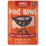 Koha™ Poké Bowl Tuna & Chicken Entree in Gravy Cat Food