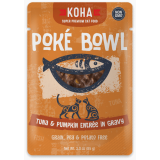 Koha™ Poké Bowl Tuna & Pumpkin Entree in Gravy Cat Food