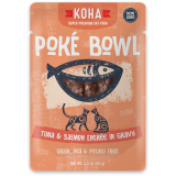 Koha™ Poké Bowl Tuna & Salmon Entree in Gravy Cat Food