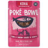 Koha™ Poké Bowl Tuna & Shrimp Entree in Gravy Cat Food