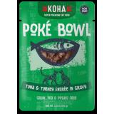 Koha™ Poké Bowl Tuna & Turkey Entree in Gravy Cat Food