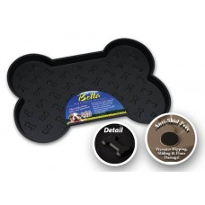 Loving Pets™ Bella Spill-Proof Mat in Black