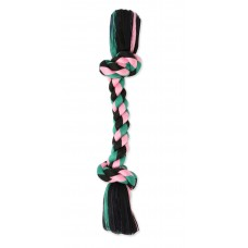 Mammoth® Flossy Chew® 2 Knot Rope Dog Toy