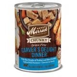 Merrick® Chunky Carver's Delight Dinner Canned Dog Food