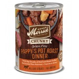 Merrick® Chunky Pappy's Pot Roast Dinner Canned Dog Food