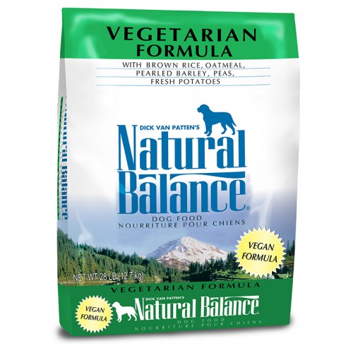 Ingredients In Natural Balance Vegetarian Dog Food