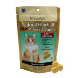 NaturVet® Natural Hairball Plus Vitamins & Minerals Soft Chews Cat