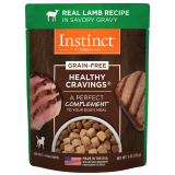 Instinct® Healthy Cravings™ Lamb Recipe for Dogs
