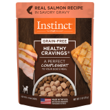 Instinct® Healthy Cravings™ Salmon Recipe for Dogs