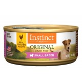 Instinct® Original Chicken Small Breed Canned Dog Food