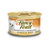 Purina® Fancy Feast® Classic Pate Liver & Chicken Feast Canned Cat Food