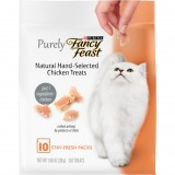 Purina® Fancy Feast® Purely Natural Hand Selected Chicken Cat Treats