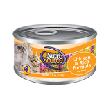 NutriSource® Chicken & Rice Canned Cat Food