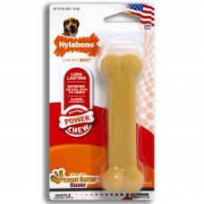 Nylabone® Dura Chew® Bone - Peanut Butter Flavor for Dogs