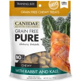 Canidae® Grain Free PURE Chewy Treats with Rabbit & Kale