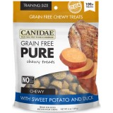 Canidae® Grain Free PURE Chewy Treats with Sweet Potato & Duck