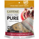 Canidae® Grain Free PURE Chewy Treats with Trout & Pomegranate