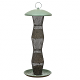NO/NO® Green & Black Finch Wild Bird Feeder