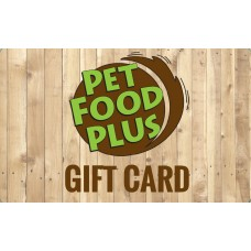 Pet Food Plus Brand E-Gift Voucher