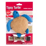 Petlinks® Refillable Tipsy Turtle Cat Toy