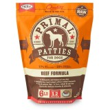 Primal™ Patties for Dogs Beef Formula