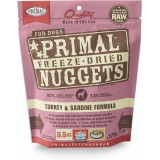 Primal™ Freeze-dried Nuggets for Dogs Turkey & Sardine Formula