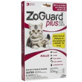 Promika ZoGuard® Plus for Cats Over 1.5 lbs.
