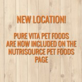 Pure Vita Now Located with NutriSource
