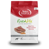 Pure Vita™ Beef & Red Lentils Entrée Grain Free Dog Food