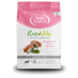 Pure Vita™ Salmon & Peas Entrée Grain Free Dog Food