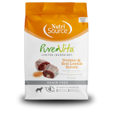 Pure Vita™ Venison & Red Lentils Entrée Grain Free Dog Food