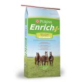 Purina Mills® Enrich Plus® Ration Balancing Horse Feed
