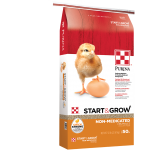 Purina Mills® Start & Grow® Non-Medicated Chick Feed