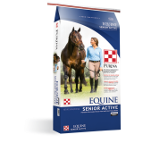 Purina Mills® Equine Senior® Active Horse Feed