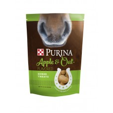 Purina Mills® Horse Treats Apple and Oat-Flavored