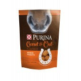 Purina Mills® Horse Treats Carrot and Oat-Flavored